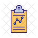 Analyse List Concept Icon