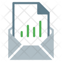 Report Analytic Chart Icon