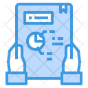 Report Analysis Data Icon
