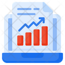 Report Online Chart Icon
