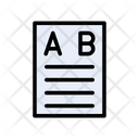 Report Medical Records Icon
