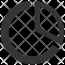 Report Graph Pie Icon