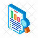 Document Research Object Icon