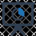 Report Pie Chart Icon