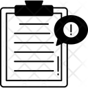 Report Business Info Icon
