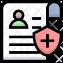 Report Insurance User Icon