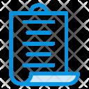 Report Document File Icon
