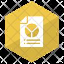 Report Analytics Files Icon