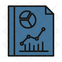 Report Graph Report Business Report Icon