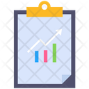 Report Assessment Businessman Icon