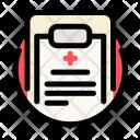 Medical Cross Recipe Icon