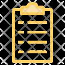 Report Document Information Icon
