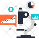 Report Graph Investment Icon