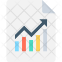 Report Graph Paper Icon