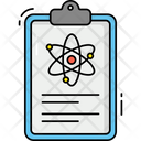 Report Science Lab Icon