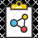 Report Science Clipboard Icon