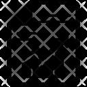 Business Report Quantitative Icon