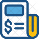 Classified News Paper Icon