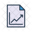 Growth Document Page Icon
