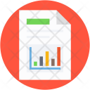 Report Stats Analytics Icon