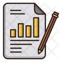 Report File Business Icon
