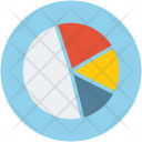 Report Piechart Graph Icon