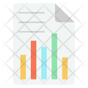 Content Report Sheet Icon