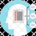 Report Algorithm Diagram Icon