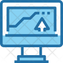 Report Online Monitoring Icon