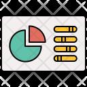 Report Charts Diagram Icon