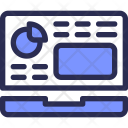 Chat Analytic Statistic Icon