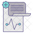 Report Medical History Icon