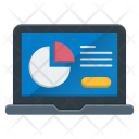 Diagram Report Business Icon