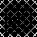 Document Graph Icon