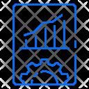 Graph Setting Gear Icon