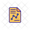 Analyse Accounting Analytics Icon