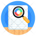 Report Search Report Analysis Document Search Icon