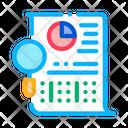 Report Analytics Icon