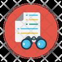 Report Analyzer Icon