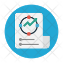 Report Document Sheet Icon