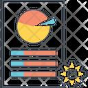 Report Customization Pie Chart Chart Icon