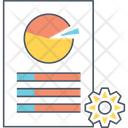 Report Customization Icon