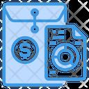 Report Envelope Icon