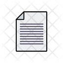 Report File File Business File Icon