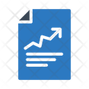 Report File Growth Icon