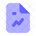 Report File Paper Icon