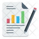 Report File Business Icon