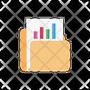 Folder Report Files Icon