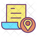 Mreport Location Report Location File Location Icon