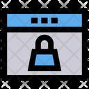 Report Locked Icon